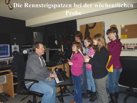 Rennsteigspatzen Probe